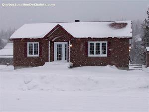 chalets ou condos de ski Falardeau, Saguenay-Lac-St-Jean
