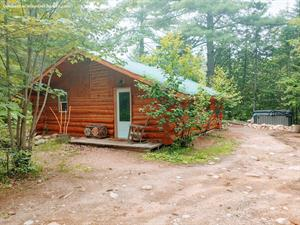 Cottage rental | Log cabin
