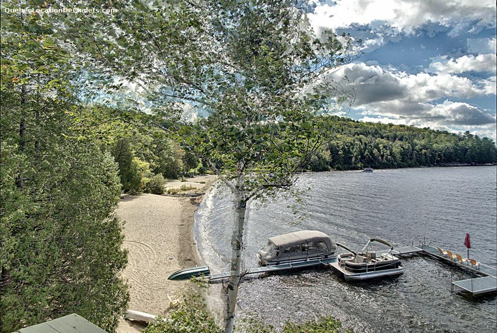 cottage rental Outaouais, Lac Simon (pic-16)