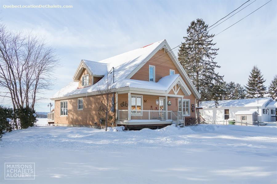 cottage rental Estrie/Cantons-de-l'est, Tingwick (pic-4)