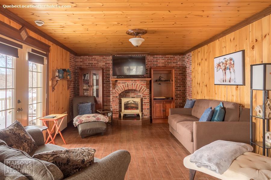 cottage rental Estrie/Cantons-de-l'est, Tingwick (pic-5)
