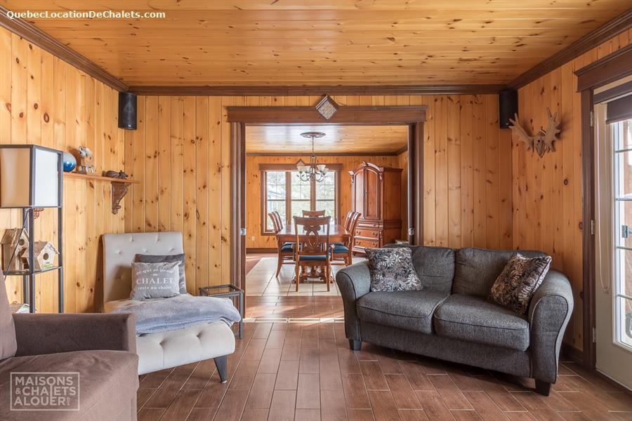 cottage rental Estrie/Cantons-de-l'est, Tingwick (pic-6)