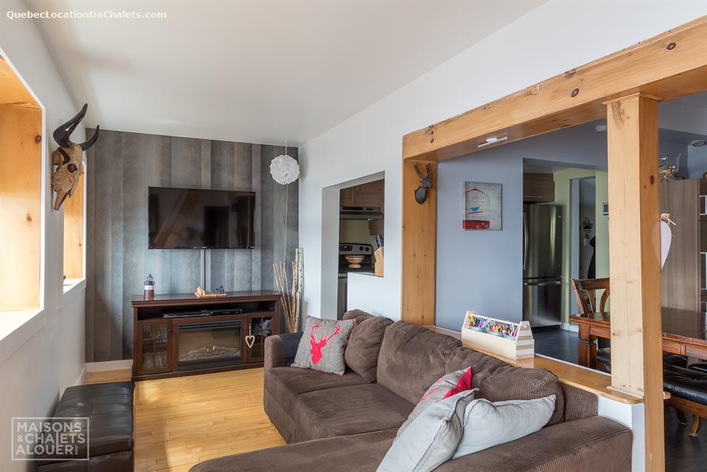 cottage rental Estrie/Cantons-de-l'est, Saint-Claude (pic-12)