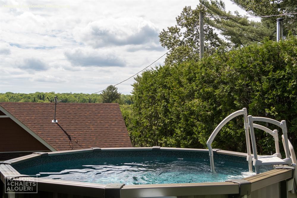 cottage rental Estrie/Cantons-de-l'est, Saint-Claude (pic-3)