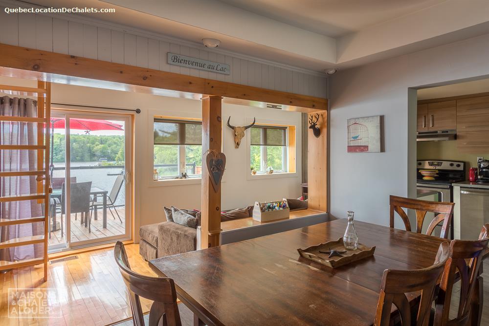 cottage rental Estrie/Cantons-de-l'est, Saint-Claude (pic-7)