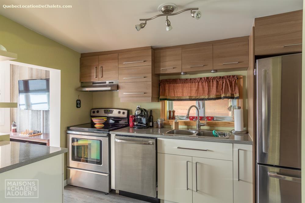 cottage rental Estrie/Cantons-de-l'est, Saint-Claude (pic-9)