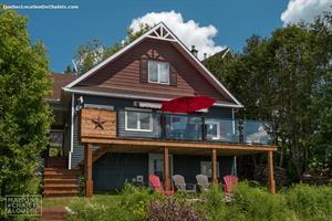 Cottage rental | Au Versant de la Baie