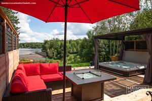 Cottage rental | Villa du Lac Boissonneault