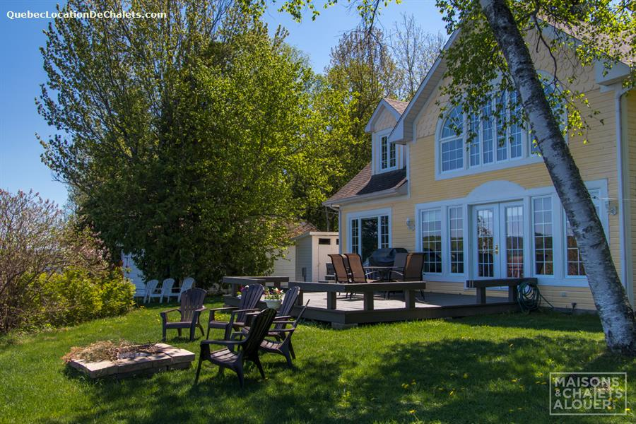 cottage rental Chaudière Appalaches, Beaulac-Garthby (pic-5)