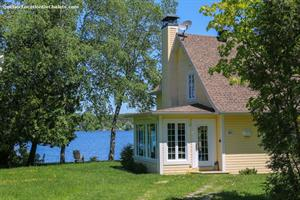 Cottage rental | À l'Orée du Lac Aylmer