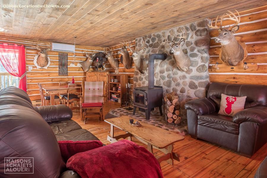 cottage rental Estrie/Cantons-de-l'est, Cookshire-Eaton (pic-10)