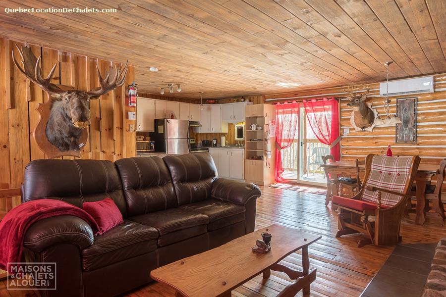 cottage rental Estrie/Cantons-de-l'est, Cookshire-Eaton (pic-11)