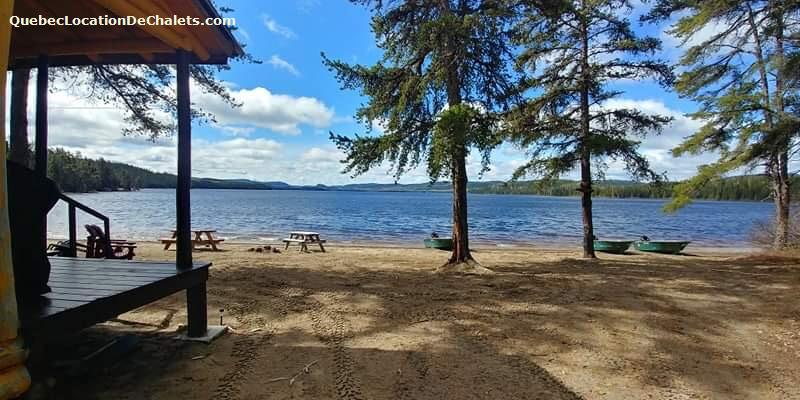 chalet à louer Saguenay-Lac-St-Jean, Chicoutimi (pic-1)