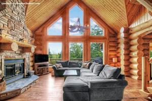 Cottage rental | Chalets Spa Nature Blue_moose
