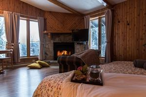 ski vacation rentals Val-David, Laurentides
