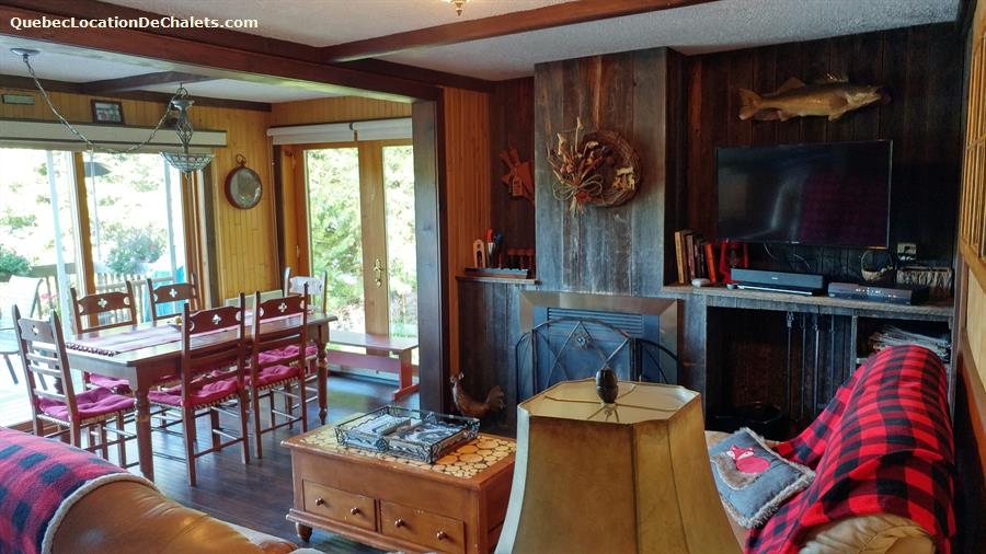 cottage rental Laurentides, La Minerve (pic-12)