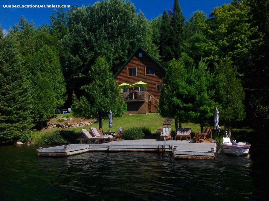 cottage rental Laurentides, La Minerve (pic-2)