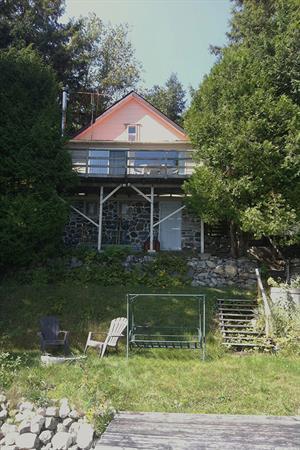 chalet à louer Rawdon, Lanaudière