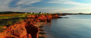 chalets bord de l'eau riverains L'Étang-du-Nord, Îles-de-la-Madeleine