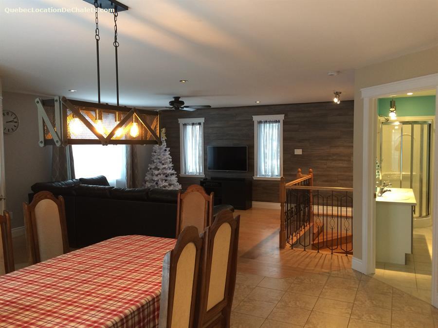 cottage rental Laurentides, Sainte-Marguerite-du-Lac-Masson (pic-8)