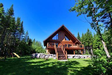 waterfront cottage rentals Sainte-Christine d'Auvergne, Québec