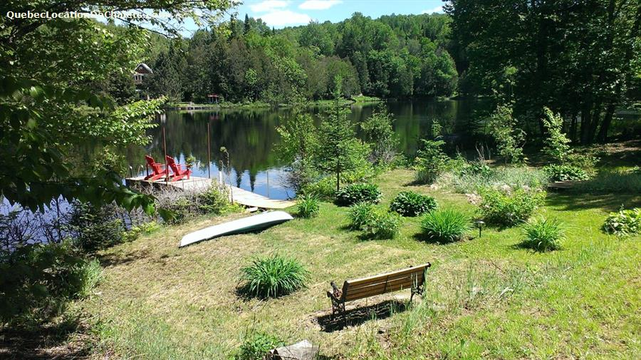 cottage rental Laurentides, Amherst (pic-1)