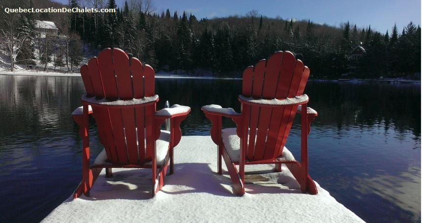 cottage rental Laurentides, Amherst (pic-12)