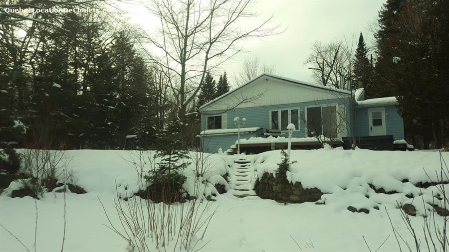 cottage rental Laurentides, Amherst (pic-13)