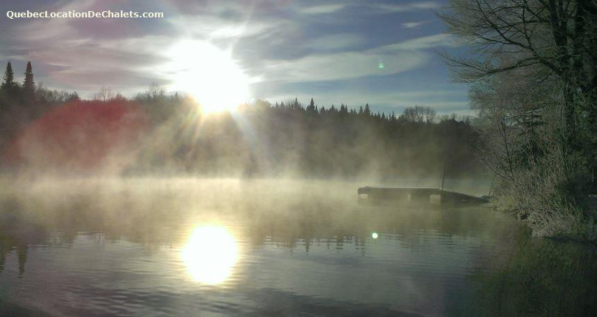 cottage rental Laurentides, Amherst (pic-14)