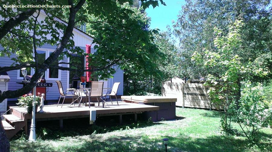 cottage rental Laurentides, Amherst (pic-2)
