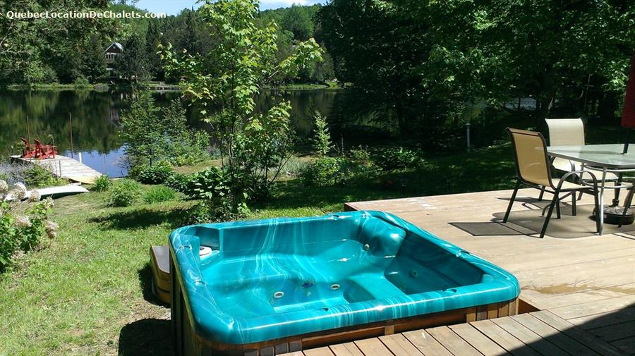cottage rental Laurentides, Amherst (pic-3)