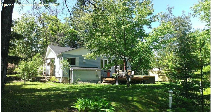 cottage rental Laurentides, Amherst (pic-6)