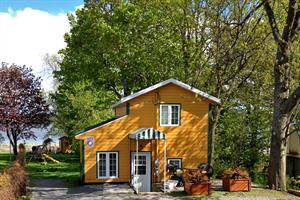 chalets à louer St-Laurent IO, Québec