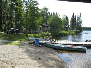 cottage rentals for outfitters Chibougamau, Nord du Québec