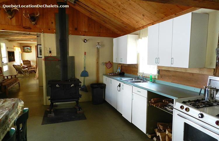 cottage rental Laurentides, Lac-Du-Cerf (pic-12)