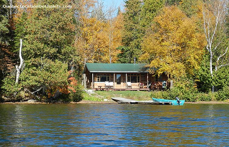 cottage rental Laurentides, Lac-Du-Cerf (pic-3)