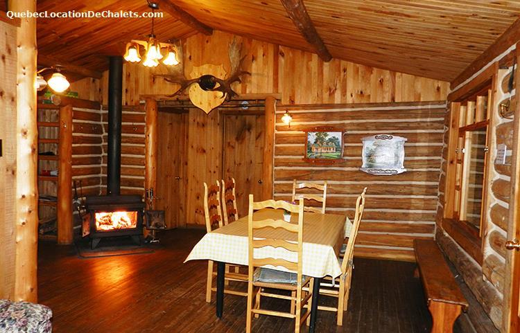 cottage rental Laurentides, Lac-Du-Cerf (pic-4)