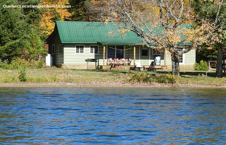 cottage rental Laurentides, Lac-Du-Cerf (pic-5)