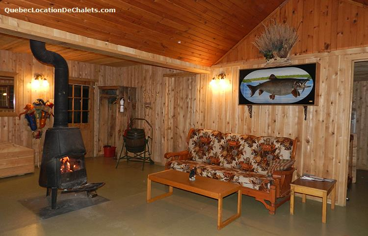 cottage rental Laurentides, Lac-Du-Cerf (pic-6)