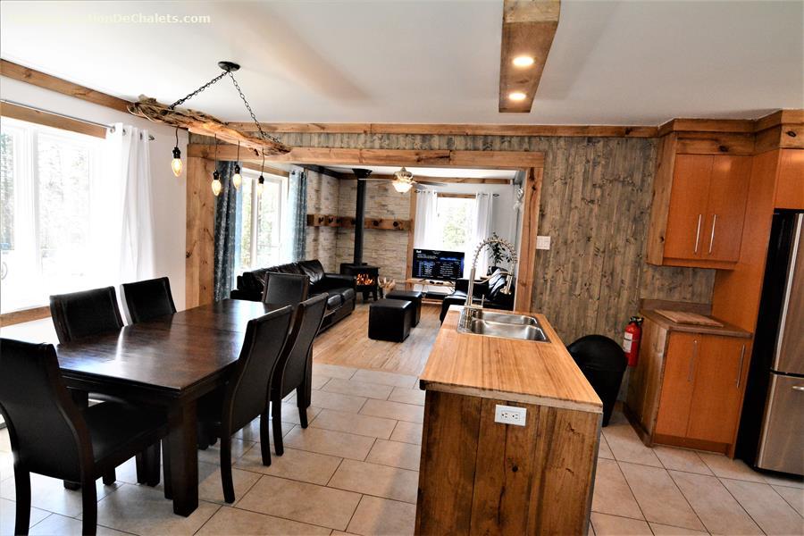 cottage rental Lanaudière, Notre-Dame-de-la-Merci (pic-10)