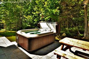 chalets avec spa Notre-Dame-de-la-Merci, Lanaudière