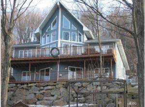 ski cottage rentals at the base of a mountain Bromont, Estrie/Cantons-de-l'est