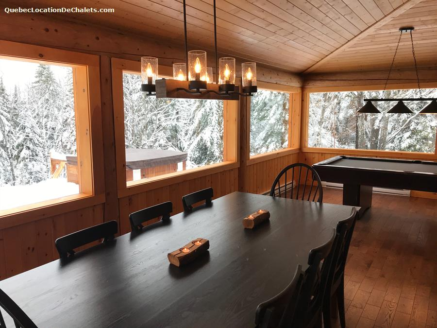 chalet à louer Laurentides, Morin-Heights  (pic-1)