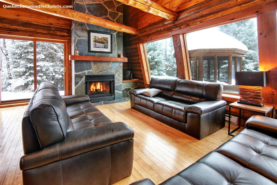chalet à louer Laurentides, Morin-Heights  (pic-15)