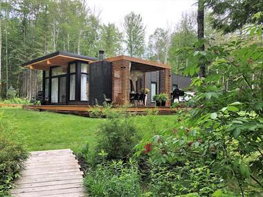 cottage rentals with last minute deals Sainte-Béatrix, Lanaudière