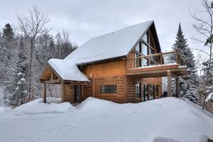 chalets ou condos de ski Wentworth-Nord, Laurentides