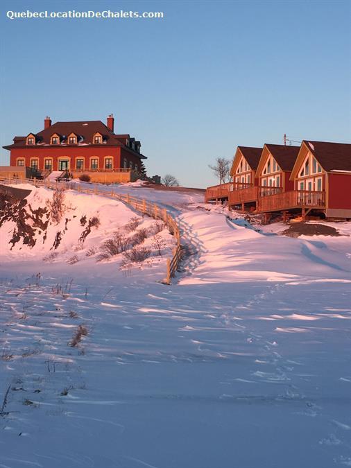 chalet à louer Gaspésie, Sainte-Anne-des-Monts (pic-2)