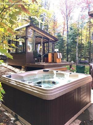 chalets avec spa Lac-Etchemin, Chaudière Appalaches