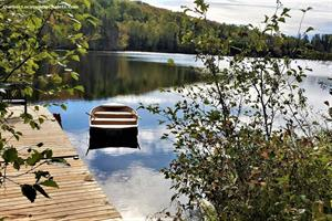 Cottage rental | CottageChalet SPA LAKE SAGUAY
