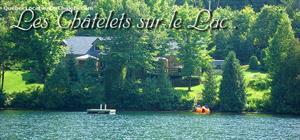 chalets bord de l'eau riverain Mont-Tremblant, Laurentides